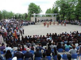 Праздник культуры и искусства в Шамахы