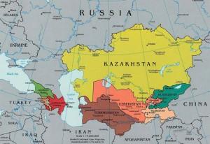 sentral asia