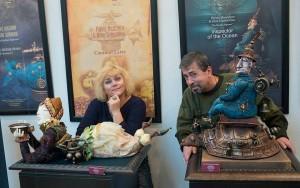 Ирина Гундорина и пярвиз Гусейнов
