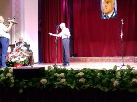 В Театре песни имени Рашида Бехбудова чествовали поэта-журналиста Музаффара Меликмамедова