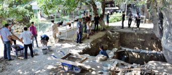 Таинственная пещера раскрывает свои секреты: раскопки в Газахе продолжаются