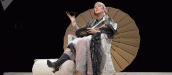 Звезды театра Вахтангова представили в Баку историю известной француженки