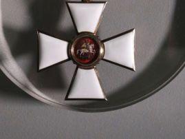 Орден, который носили 19 азербайджанцев, отмечает 250-летие