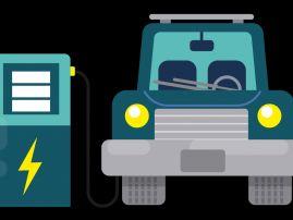 Электромобили: станции для зарядки в Азербайджане